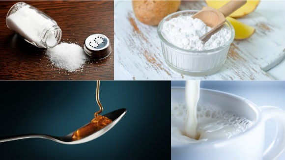 Чай с солью без молока