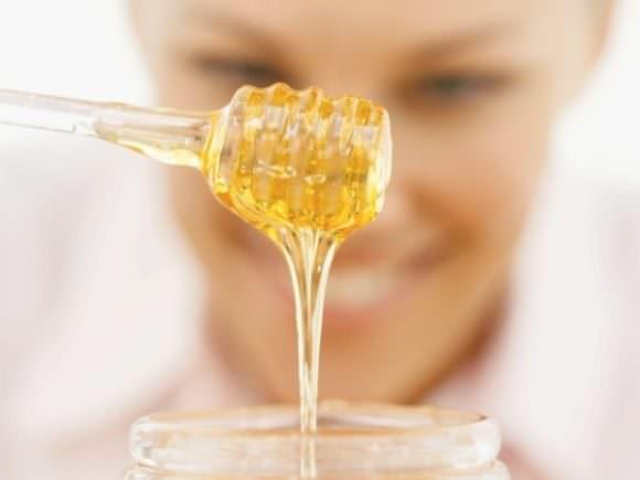мед в косметических целях