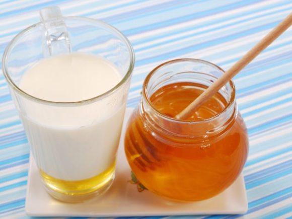 рецепты из молока и меда