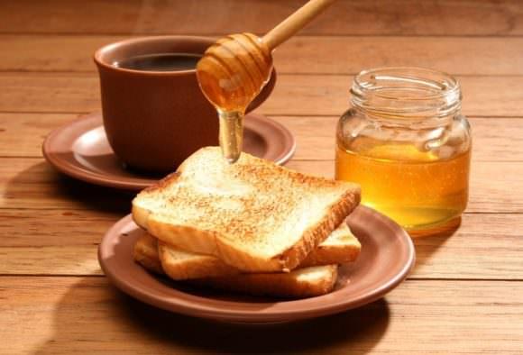 завтрак с медом